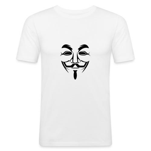 Anonymous - T-shirt près du corps Homme