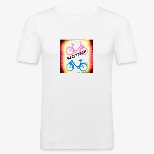 flash passion tee shirt - T-shirt près du corps Homme