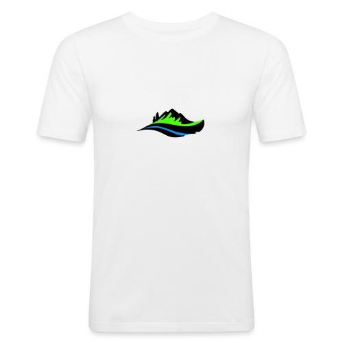 Modern Hoodie Unisex - Slim Fit T-shirt herr