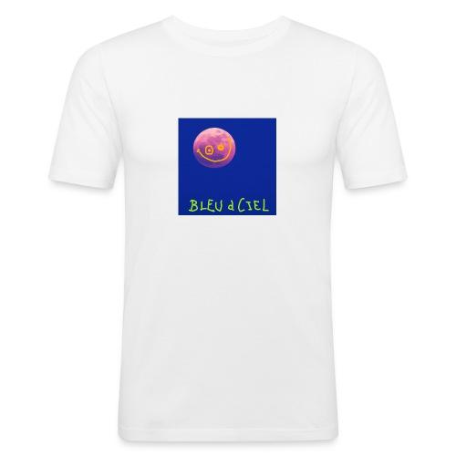 BLEU d CIEL- PINK mOOn collection - T-shirt près du corps Homme