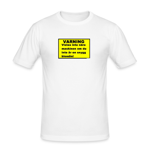skal till HTC - Slim Fit T-shirt herr