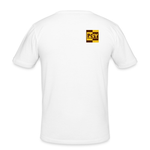 PIGGAY versatile - Männer Slim Fit T-Shirt