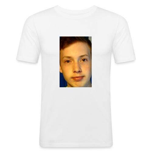 Aron Deksel 6/6s - Slim Fit T-skjorte for menn