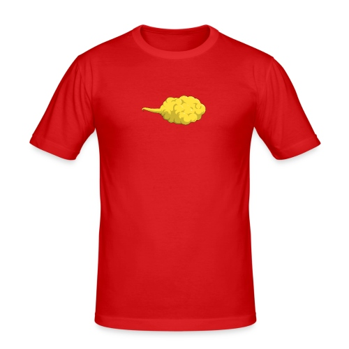 Nuage magique - T-shirt près du corps Homme