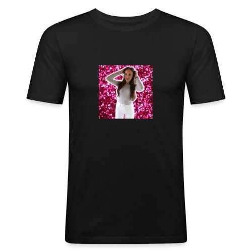 Julia xcxc - Men's Slim Fit T-Shirt