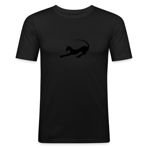 Silluett 2 - Slim Fit T-shirt herr
