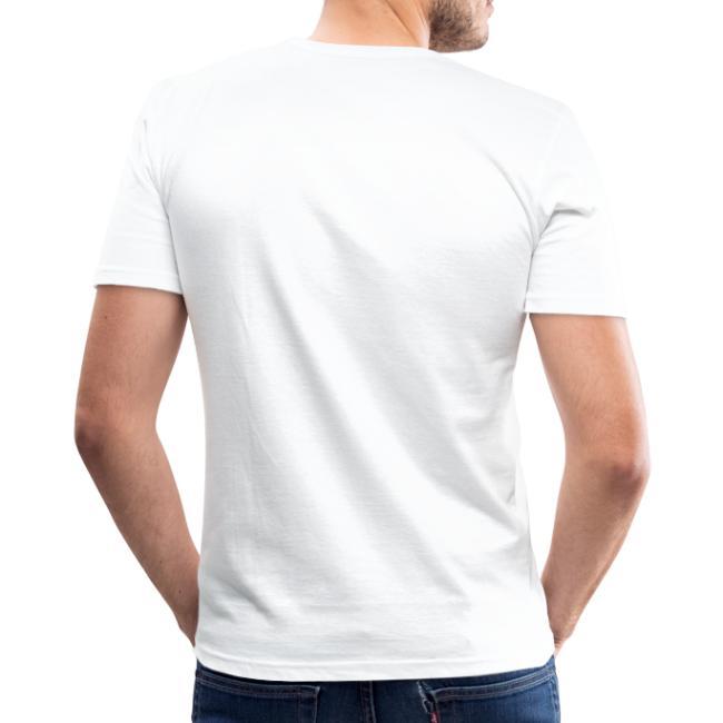 Vorschau: seinige und ihrige - Männer Slim Fit T-Shirt