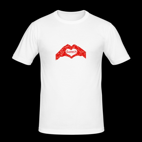 Sonnit Valentines - Men's Slim Fit T-Shirt