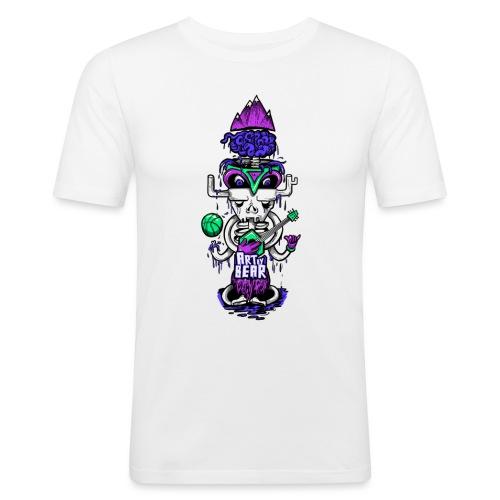 Totem Emadali - T-shirt près du corps Homme