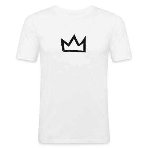 CRN Light Mode - Men's Slim Fit T-Shirt
