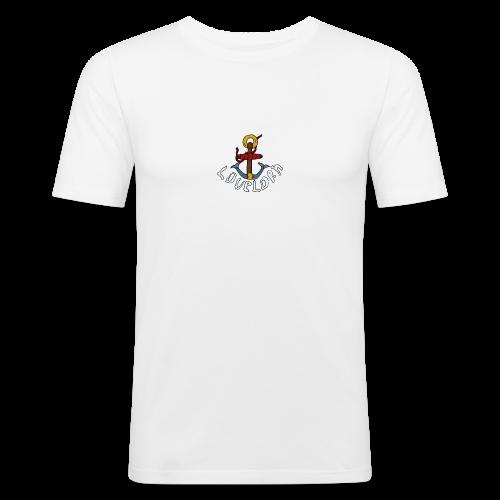 Ancre Lovelorn - T-shirt près du corps Homme