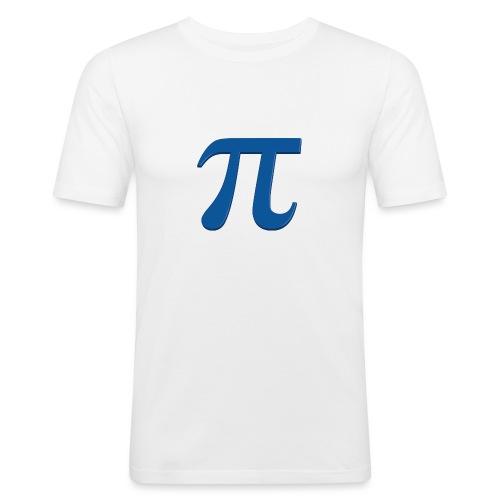Pi - Camiseta ajustada hombre