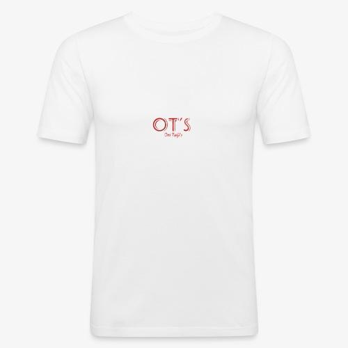 OT's - T-shirt près du corps Homme