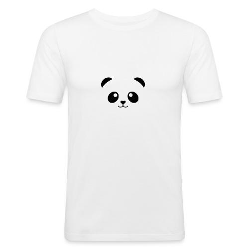 pandi - Männer Slim Fit T-Shirt