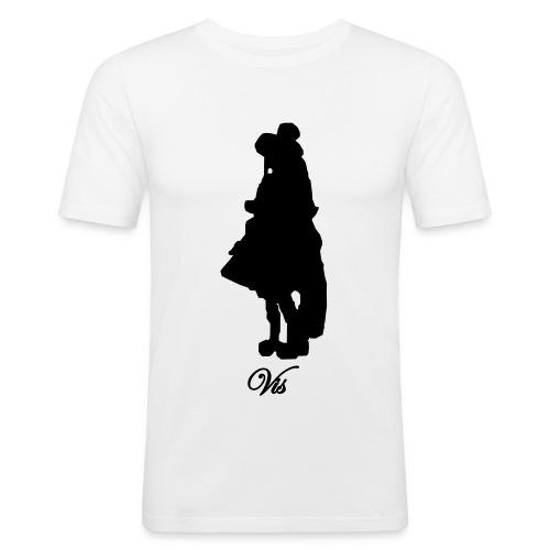 marquise 2f - T-shirt près du corps Homme