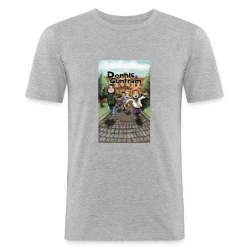 DuG-Band1-Kurztitel - Männer Slim Fit T-Shirt