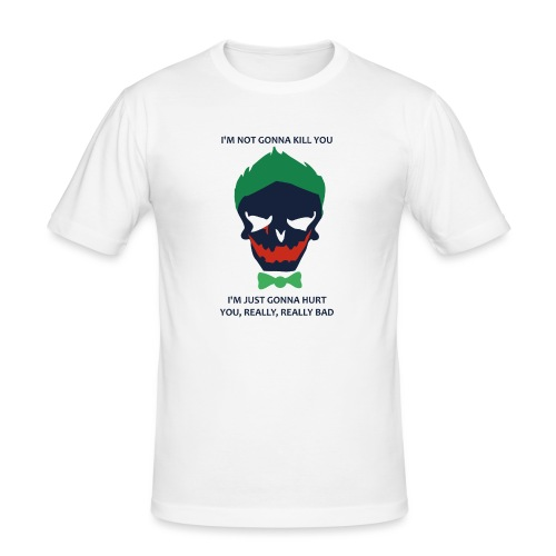 Joker - T-shirt près du corps Homme