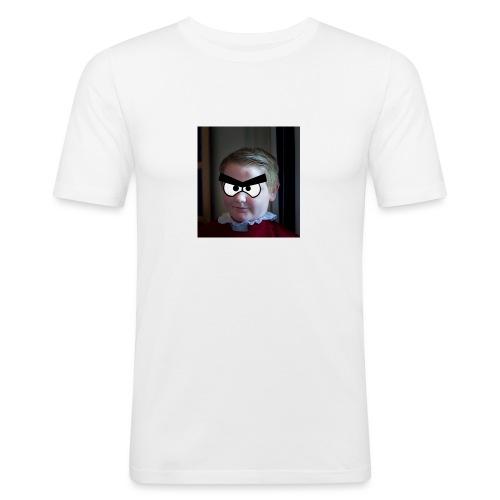 Fabian S - Slim Fit T-shirt herr