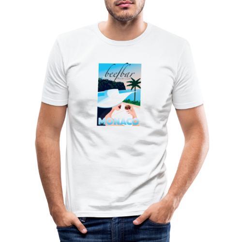 Monaco - Men's Slim Fit T-Shirt