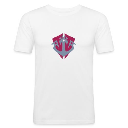 anker_icon - Männer Slim Fit T-Shirt