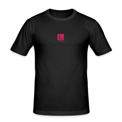 laughterdown official - Men's Slim Fit T-Shirt