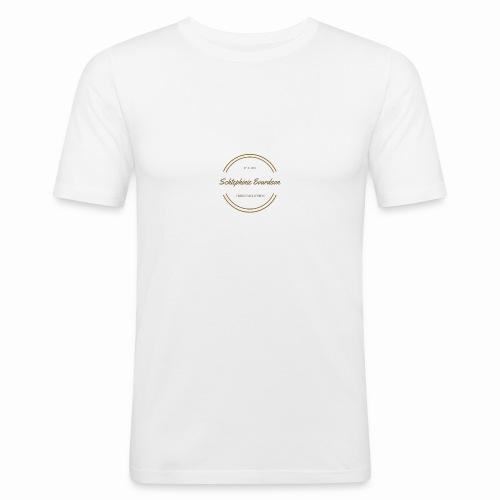 Schtephinie Evardson Premium Range - Men's Slim Fit T-Shirt