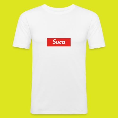 Suca - Maglietta aderente da uomo