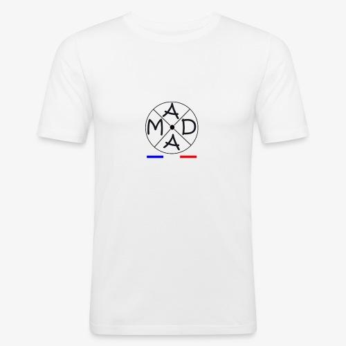 Mad Ardwar - T-shirt près du corps Homme
