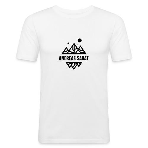 Andreas Sabat - Herre Slim Fit T-Shirt