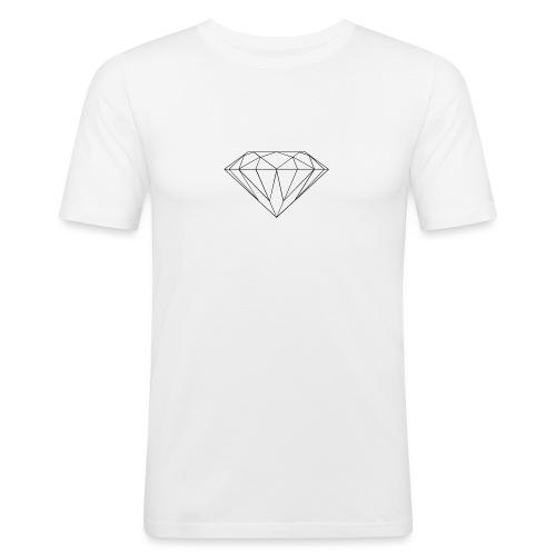 liams dimond - Men's Slim Fit T-Shirt
