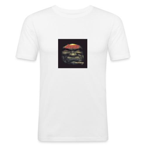 Hoven Grov knapp - Men's Slim Fit T-Shirt