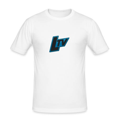 Lundorff_tv - Herre Slim Fit T-Shirt