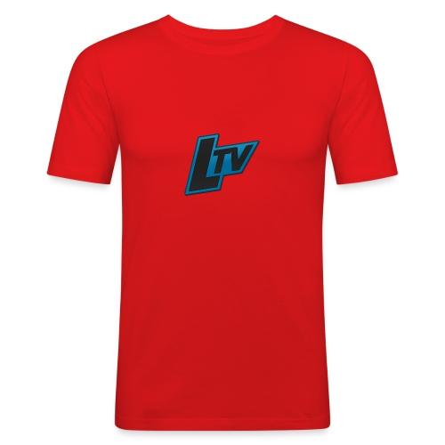 Lundorff_tv - Herre Slim Fit T-Shirt