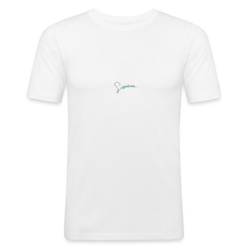 Signature. - T-shirt près du corps Homme