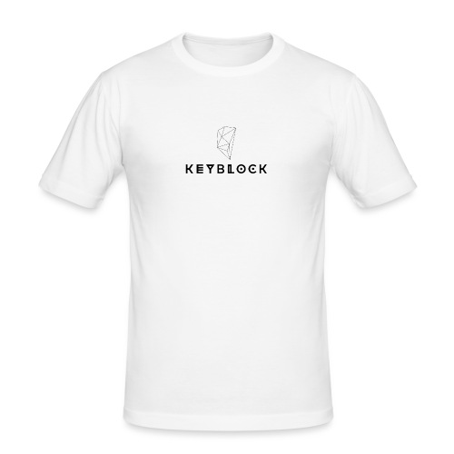 keyblock collezione autunnale - Maglietta aderente da uomo