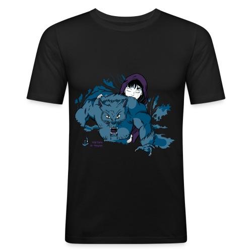 Rothäppchen fürShirt END png - Männer Slim Fit T-Shirt