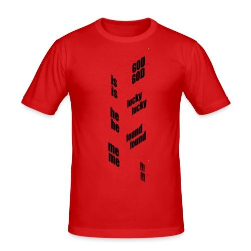 G.I.L.H.F.M. - Mannen slim fit T-shirt