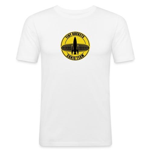 Tiny Rockets - Men's Slim Fit T-Shirt