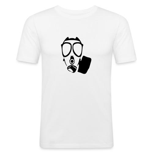 Suojelumies - Miesten tyköistuva t-paita