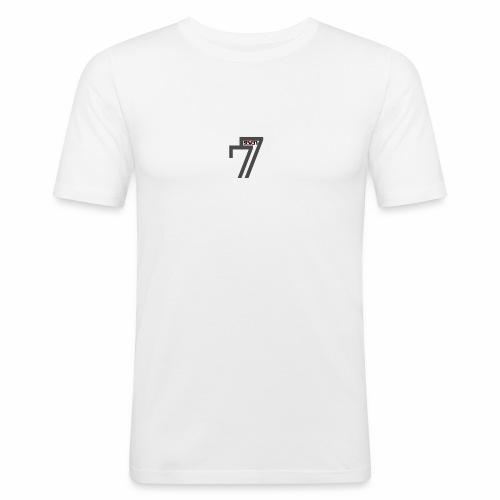 BORN FREE - Men's Slim Fit T-Shirt