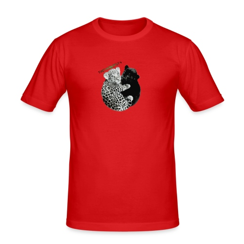 panther jaguar Limited edition - Herre Slim Fit T-Shirt