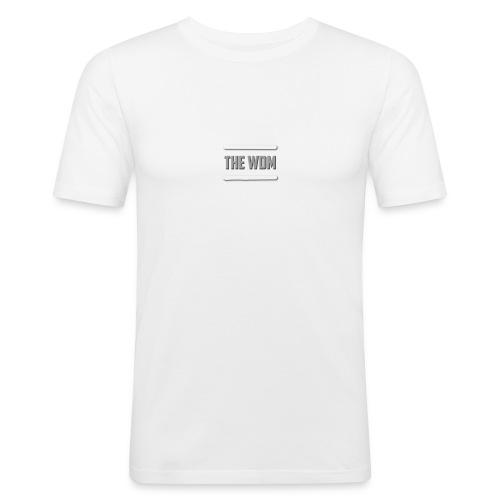 design for store foer spreadshirts se - Slim Fit T-shirt herr