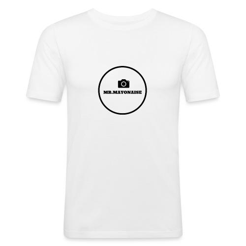 DE OFFICIELE MRM SHOP - Mannen slim fit T-shirt
