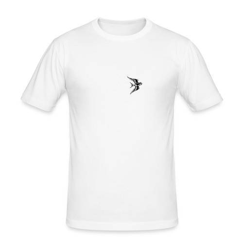 Fly Hussen - Herre Slim Fit T-Shirt