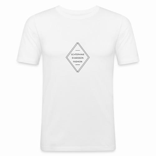 Schtephinie Evardson Fashion Range - Men's Slim Fit T-Shirt
