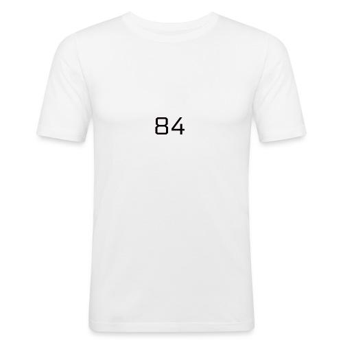 84 LOGO - Men's Slim Fit T-Shirt
