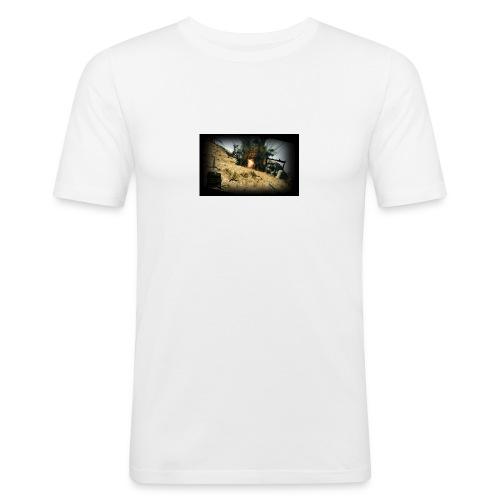 Call of Juarez Bound in Blood - Miesten tyköistuva t-paita
