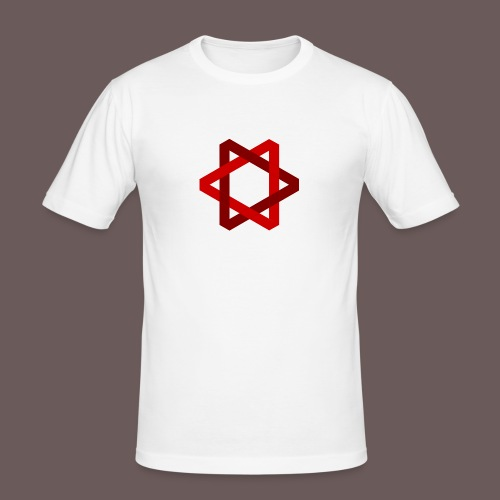 Two Triangles - Herre Slim Fit T-Shirt