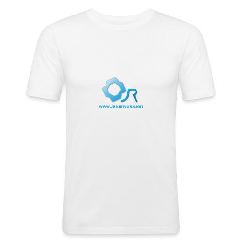 Official Logo - Men's Slim Fit T-Shirt