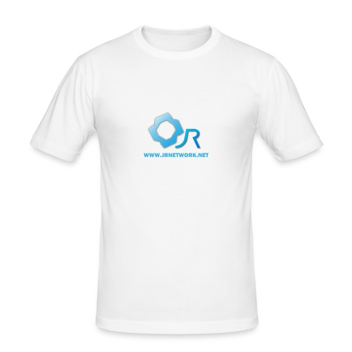 Official Logo - Men's Slim Fit T-Shirt